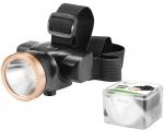 LED pealamp akuga, 3W