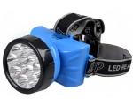 DP laetav pealamp DP722B 12*LED aku 6,5h