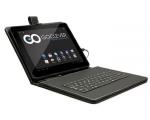 "GoClever tahvelarvuti klaviatuur 9,7"" must EOL"