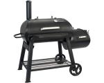 Charcoal and smoke grill Vinson 400 #Landmann 4mm iron 142x93,5x134cm