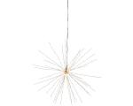 """Hanging decoration """"Fireworks"""" 50cm, 200 LED, mains, indoor IP20"""