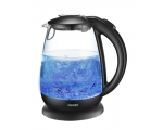 Kettle 1.7L, 2200W, made of glass