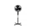 Floor fan Mesko 40cm, black