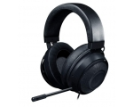 Headphones Razer Kraken, 3,5mm, for gamers, microphone, PC, Mac, PS, XBox
