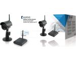 König security camera, wireless, IP44, TELL