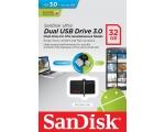 Cruzer Ultra Android Dual USB Drive USB 3.0 32GB