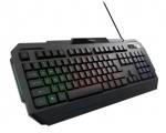 Klaviatuur mänguritele AULA Terminus, EN, USB, taustavalgus