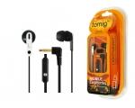 Tomig kõrvaklapid mobiilile Mobile, mustad