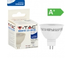 LED lamp 12V MR16/GU5.3/6,5W/450lm/110°