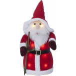 Decoration Large Dwarf 38cm. 8 LED lights, battery powered 3xAA (not included), IP20