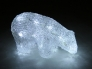 Akrüül Jääkaru, 20 valge LED tulega /10 18*8,5*11cm