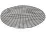Grillimismatt mittenakkuva pinnaga. 40,5cm, 260°