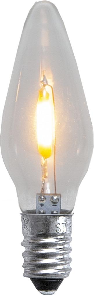 Advendiküünla LED varupirn 3tk, E10 universaalne, 23-55V